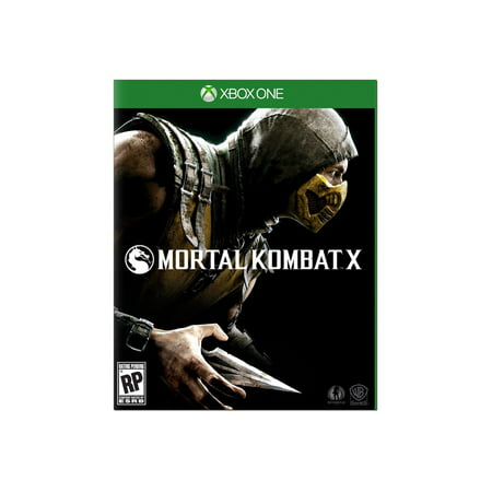 Warner Bros. Mortal Kombat X (Xbox One) - Pre-Owned