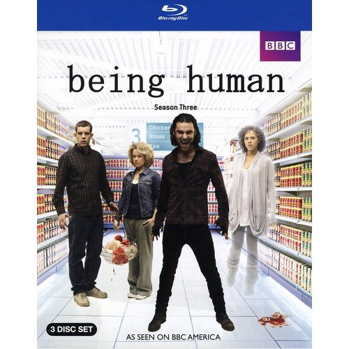 Being Human: Season 3 (Blu-ray)