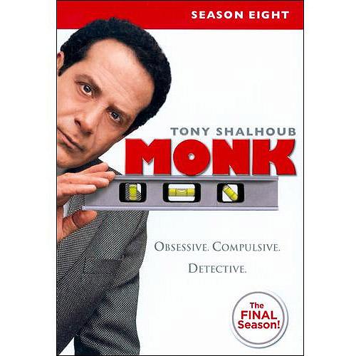 Monk - Monk: Season 8 [DVD]