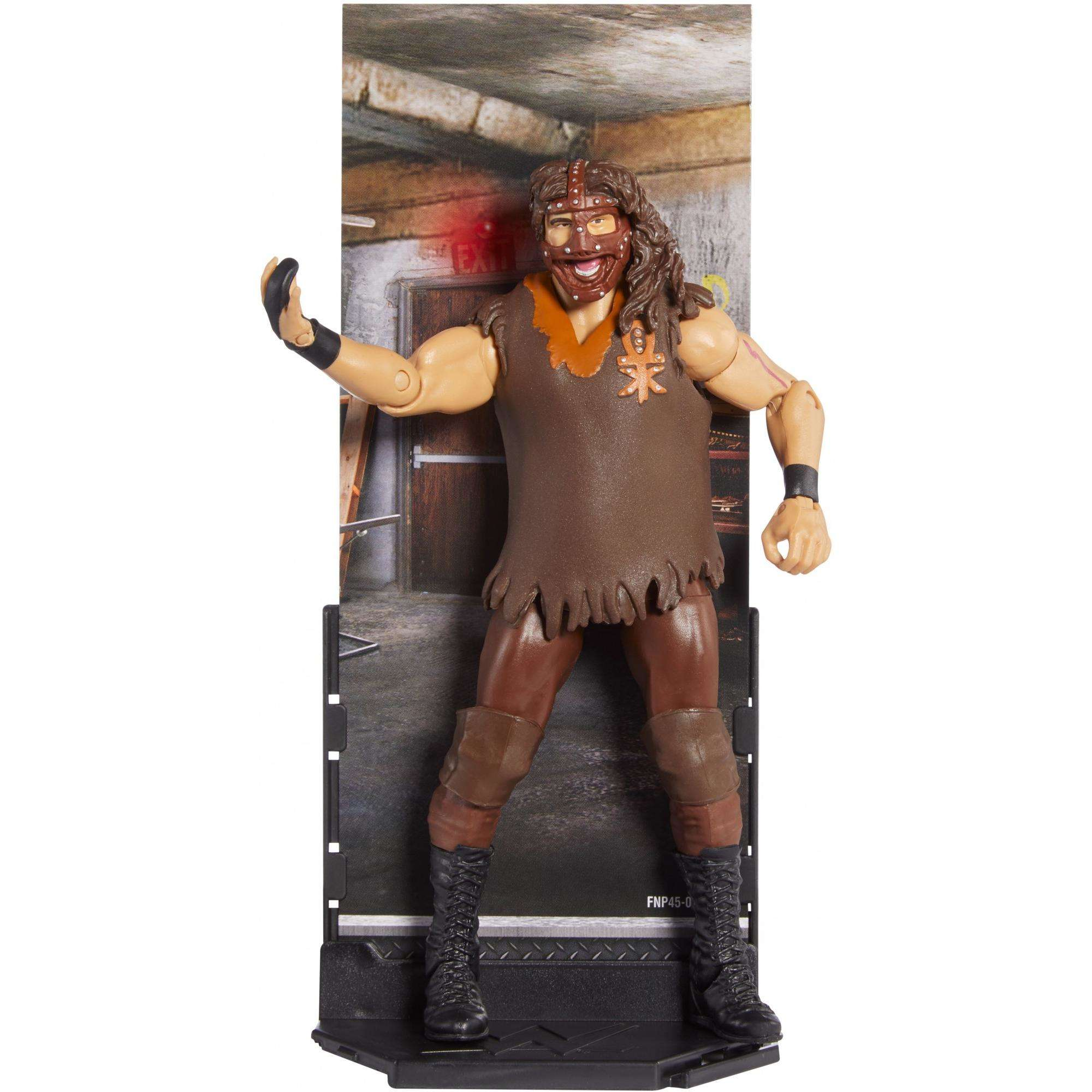 WWE Elite Collection Mankind Action Figure by Mattel