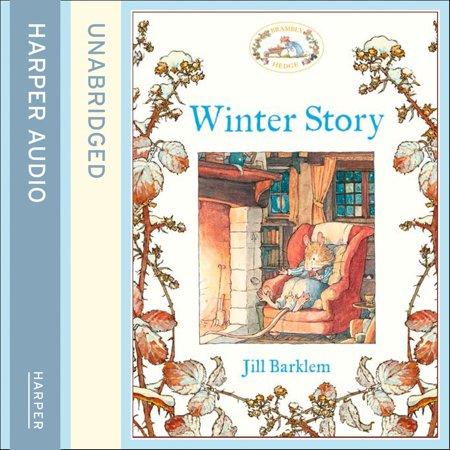 Winter Story (Brambly Hedge) - Audiobook (Brambly Hedge China)