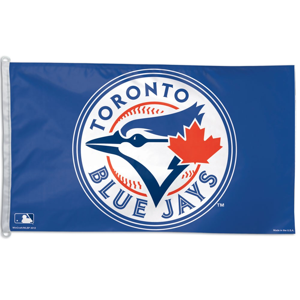 Toronto Blue Jays Official MLB 3ftx5ft Banner Flag by Wincraft