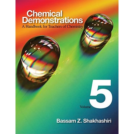 Chemical Demonstrations, Volume 5 : A Handbook for Teachers of Chemistry](Chemistry Demonstrations For Halloween)