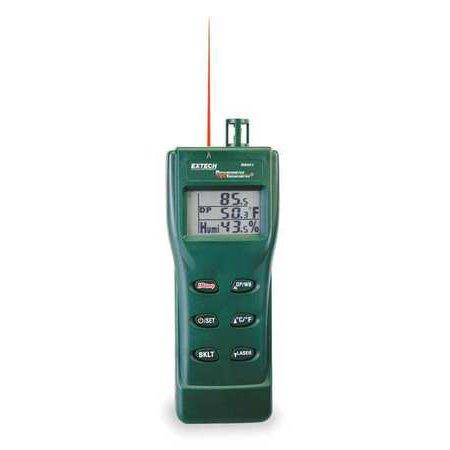 P0250 Mini Hygro Thermometer - Relative Humidity Meter,w/IR Thermometer