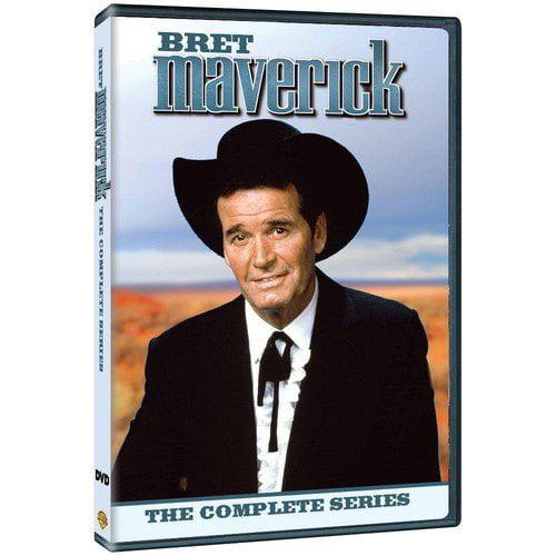 Bret Maverick: The Complete Series (Full Frame)