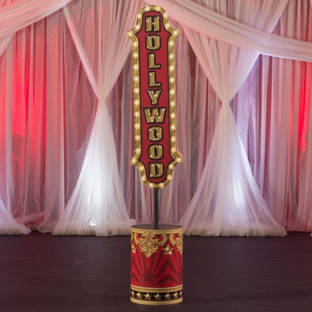Hollywood Signs For Sale (8 ft. 10 in. Lights, Camera, Party! Hollywood)