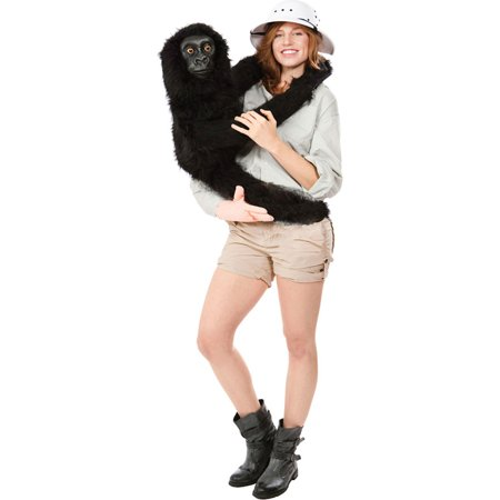 Morris Costumes Adult Unisex Baby Gorilla Arm Puppet Accessory Set, Style VA1002 for $<!---->