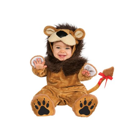 Infant Lil Lion Costume](Womens Cowardly Lion Costume)