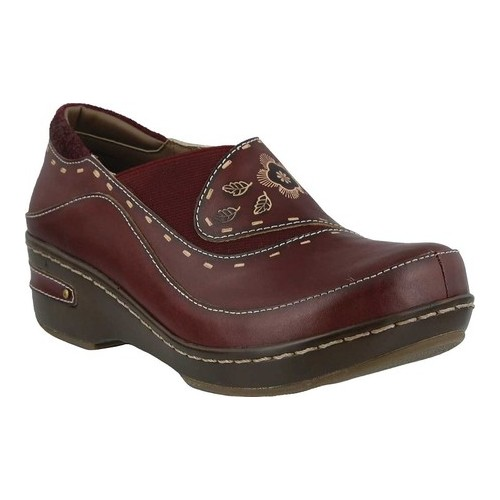 L'Artiste by Spring Step Burbank Closed Back Clog (Women's)