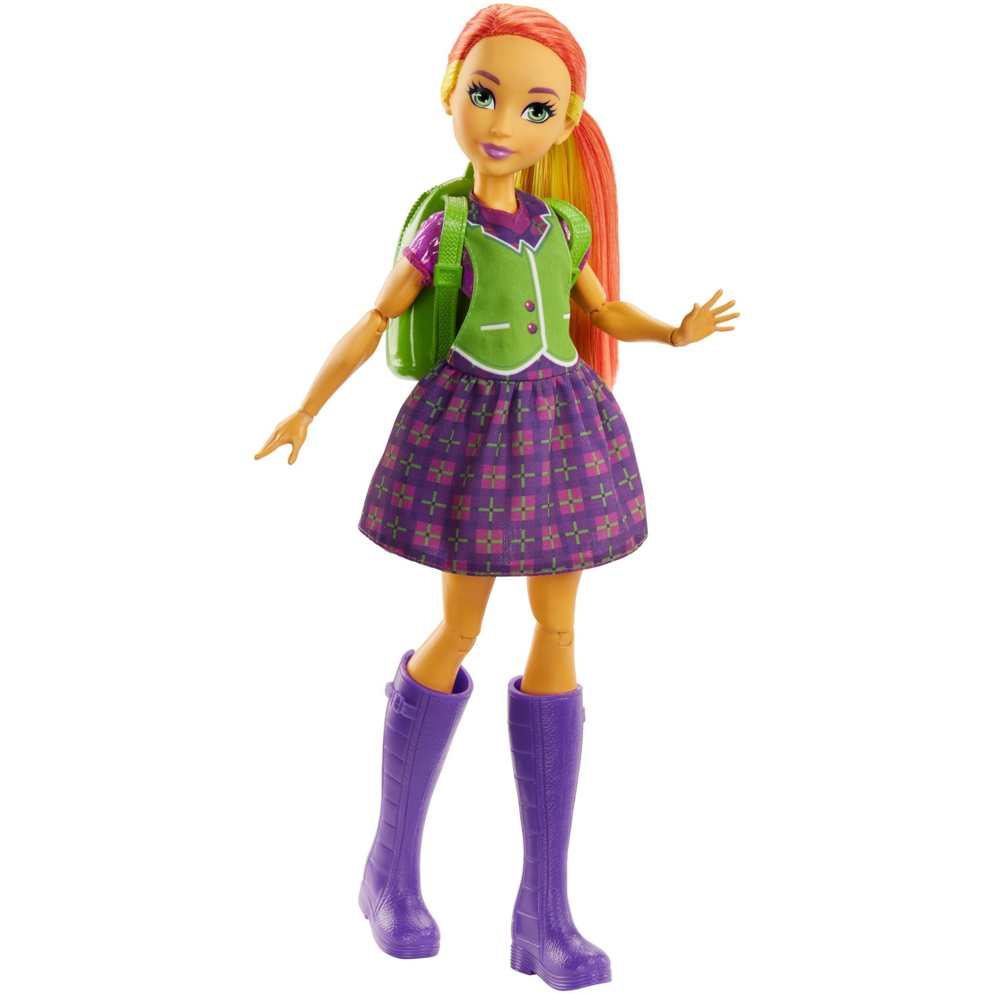 DC Super Hero Girls Starfire Transforming Doll