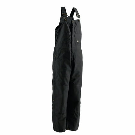 731a708a78 Berne Apparel B415BKS560 3X-Large Short Deluxe Insulated Bib Overall -  Black SKU: BRNAP194
