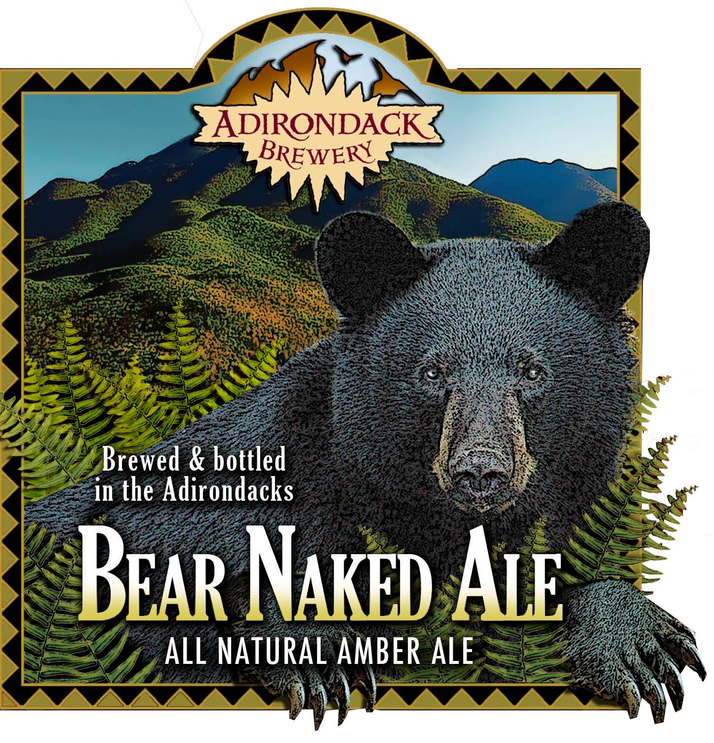 Image of Adironack Adirondack Bear Naked Ale 6/12 B