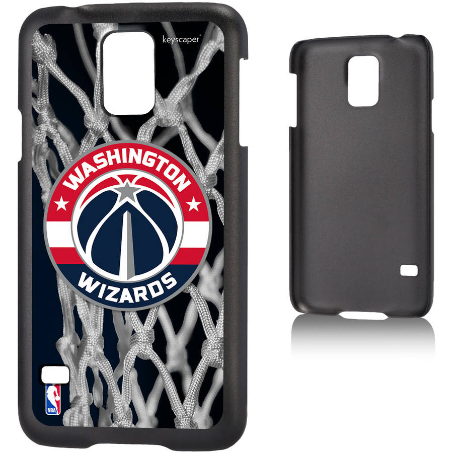 Washington Wizards Net Design Samsung Galaxy S5 Slim Case by Keyscaper