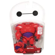 Bandai America - Big Hero 6 Articulated Action Figure, Red Baymax