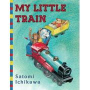 My Little Train - eBook