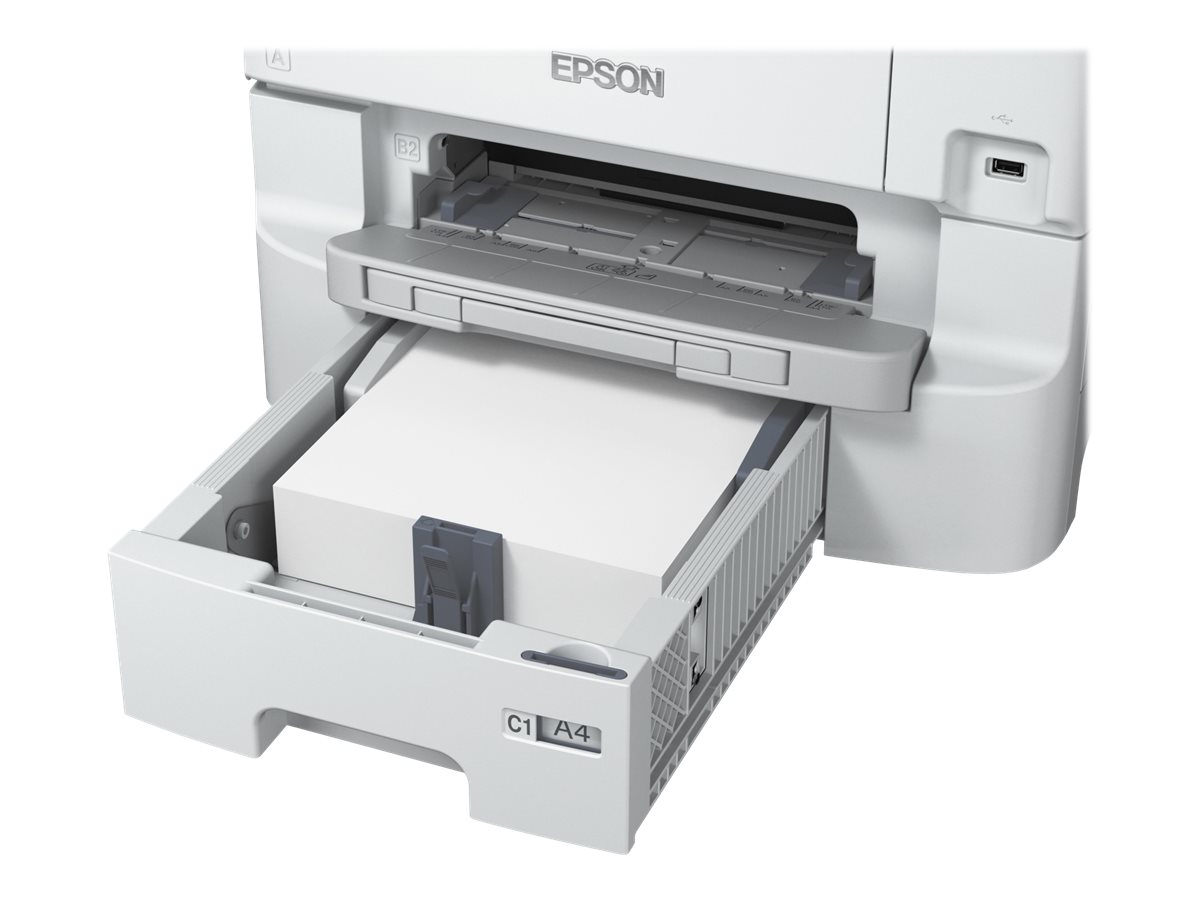 wedding card printing malaysiprice%0A Epson WorkForce Pro WF     Wireless Multifunction Color Printer  Copy Fax  Print Scan  Walmart com