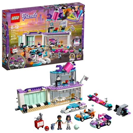 LEGO Friends Creative Tuning Shop 41351 (413 Pieces)