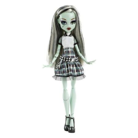 Monster High Ghoul's Alive Frankie Stein Doll (Frankie Stein Cartoon)