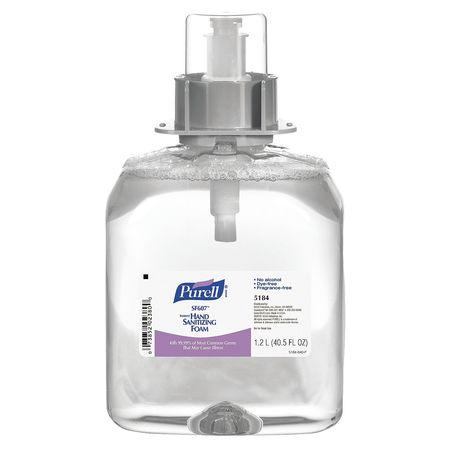 Hand Sanitizer Refill, Purell, 5184-03