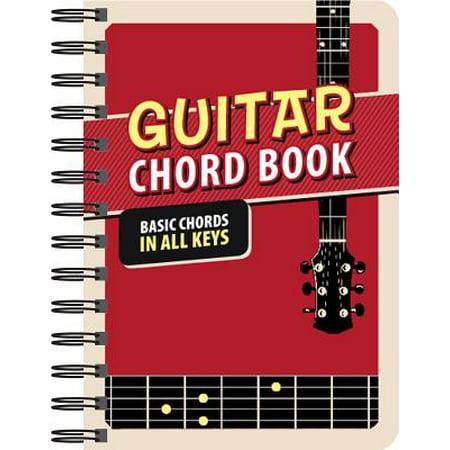 (Guitar Chord Book : Basic Chords in All Keys)