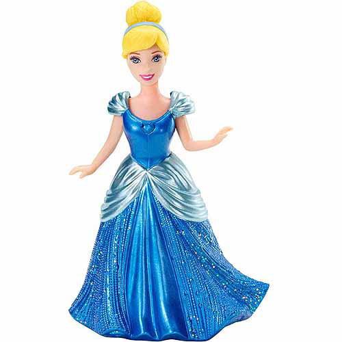 Disney Princess MagicClip Cinderella Doll by Mattel