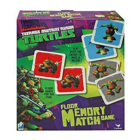 Nickelodeon  Teenage Mutant Ninja Turtles Floor Memory Match Game](100 Floors Game Halloween)