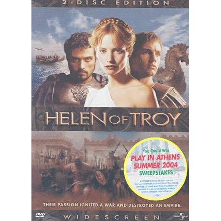 HELEN OF TROY](Troy Barnes Halloween)