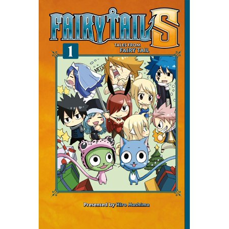 FAIRY TAIL S Volume 1 : Tales from Fairy Tail