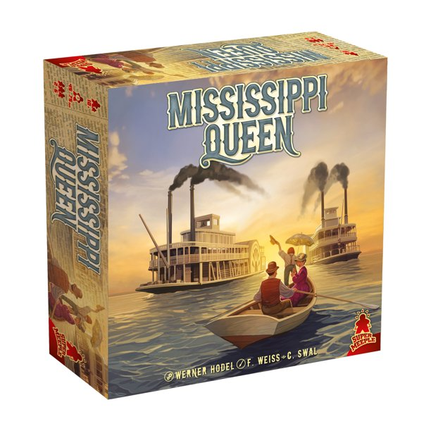 Mississippi Queen Game