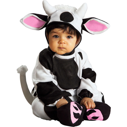 Cow Infant Halloween Costume