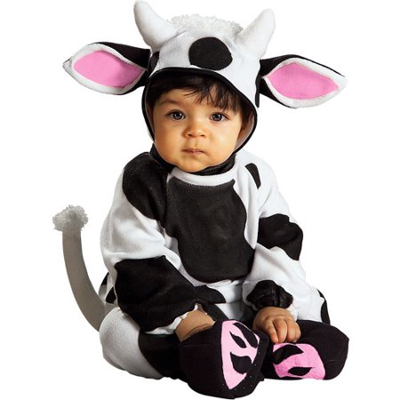 Cow Infant Halloween Costume - Pebbles Infant Halloween Costume
