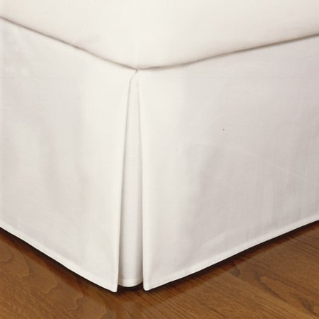 Levinsohn Easy-Care Tailored Microfiber Bedding Bed Skirt