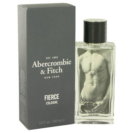 Fierce By Abercrombie   Fitch Cologne Spray 3 4 Oz For Men