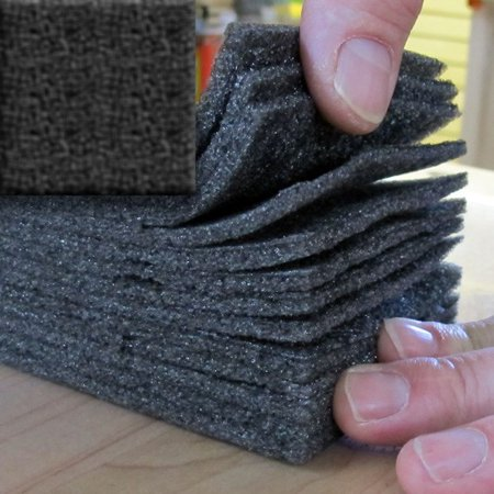 Kaizen Foam 2 x 4 30mm thick, Black