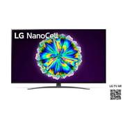LG 55NANO86UNA 55'' NANO86 LG NanoCell TV with ThinQ® AI  (Factory refurbished)