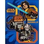 "Star Wars Rebels 46"" x 60"" Throw, 1 Each"