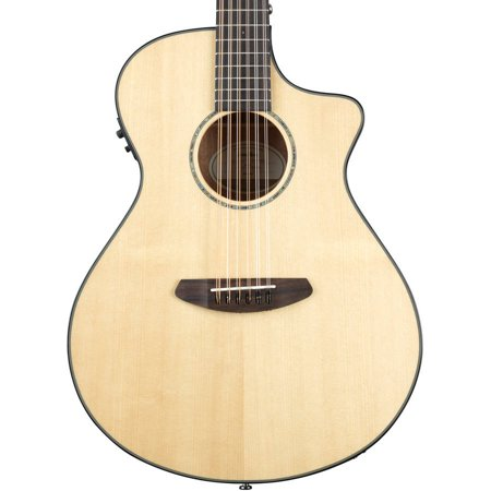 Breedlove Pursuit 12 String Acoustic Electric Guitar with Breedlove Padded Soft Case