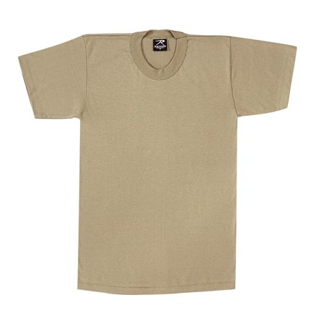 100% Cotton Desert Sand T-Shirt