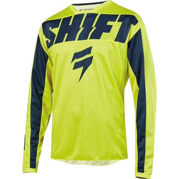 Shift Racing White Label York Motocross Jersey