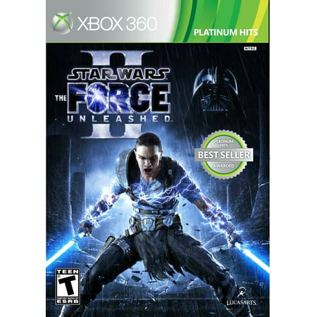 Star Wars The Force Unleashed II- Xbox 360