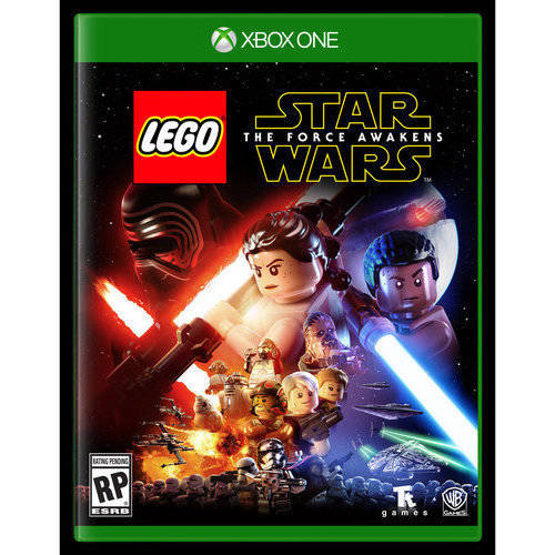 Warner Bros. Lego Star Wars Force Awakens Walmart Exclusive (Xbox One) by WARNER HOME VIDEO