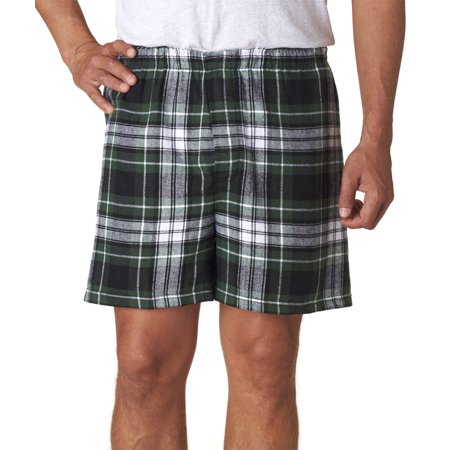 Campbell Flannel - Classic Flannel Boxers