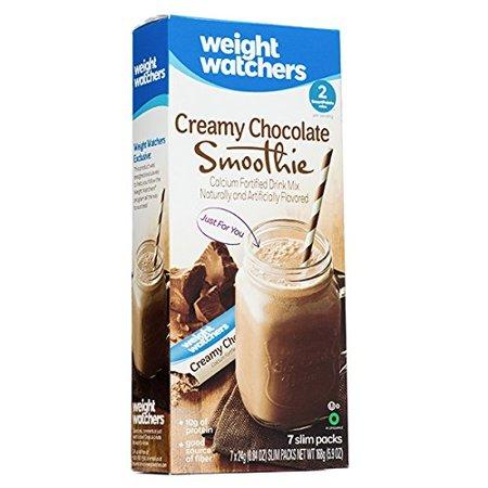 Weight Watchers Creamy Chocolate Smoothie