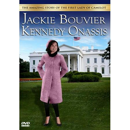 Halloween Jackie Onassis (JACKIE BOUVIER KENNEDY ONASSIS (DVD))