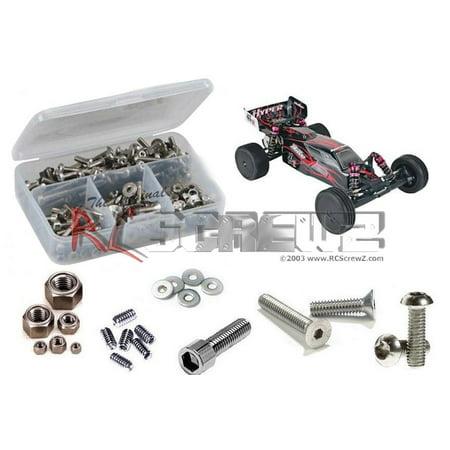 RC Screwz Stainless Steel Screw Kit for OFNA Ultra LX One #ofn077