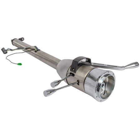 Mechanical Tilt Steering (JEGS 70473 Tilt Steering Column, Column Shift, 2