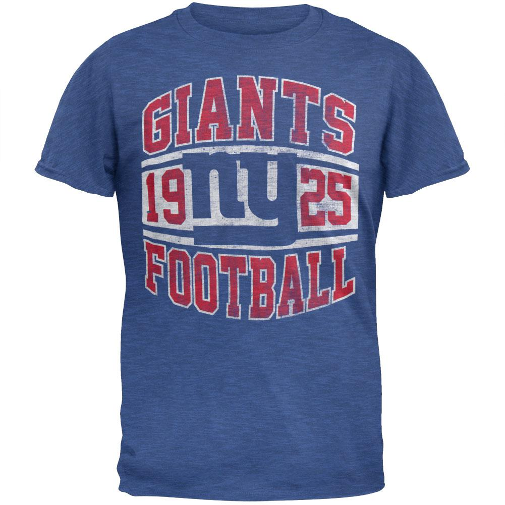 New York Giants - Inaugural Logo Premium T-Shirt - Medium