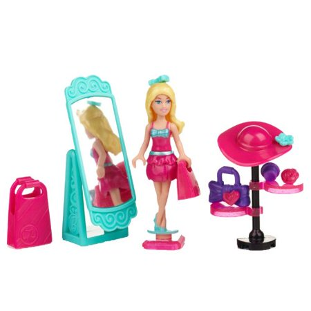 Barbie Shop N Style Stylish Hat And Handbag Accessories By Mega