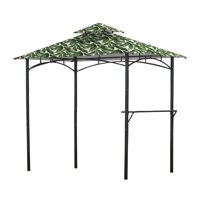 Garden Winds Replacement Canopy Top Cover for the Mainstays Grill Shelter Gazebo -Standard 350 - Palm