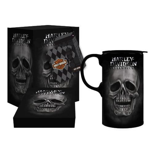 Evergreen Enterprises, Inc Harley-Davidson  Tall Boy Latte Mug